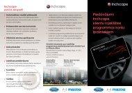 Piedāvājumi Inchcape klientu lojalitātes programmas karšu ... - Ford