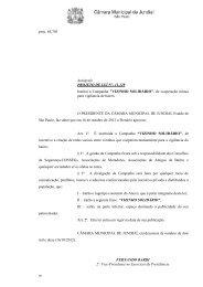 proc. 64.703 Autógrafo PROJETO DE LEI N°. 11.129 Institui a ...