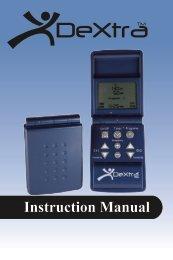 Instruction Manual - MedDex Solutions
