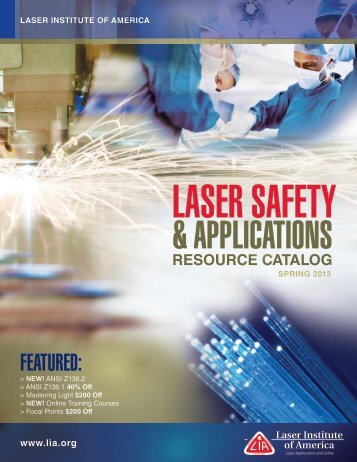 Download Today! - Board of Laser Safety