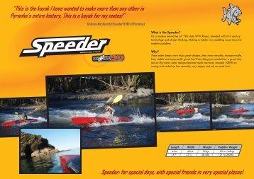 Speeder - Campo