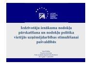Astra Kaļāne, Latvijas Republikas Finanšu ministrija - BIG event