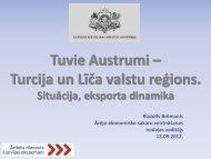 Rūdolfs Brēmanis, Latvijas Republikas Ārlietu ministrija - BIG event