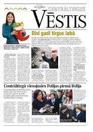 2012.gada decembris - RĪGAS Centrāltirgus