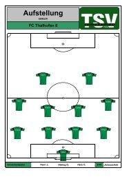01. TSV Friesenried - FC Thalhofen II 6