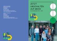 natur & umwelt -  Die Grünen in der Städteregion Aachen
