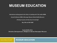 2. museum education