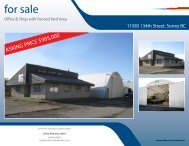 for sale - Colliers International