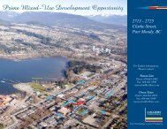 Prime Mixed-Use Development Opportunity - Colliers International