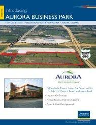 Why Aurora? - Colliers International