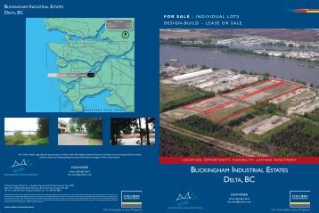 buckingham industrial estates delta, bc - Colliers International