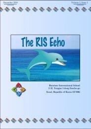 RIS Echo Edition 1