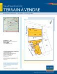 tERRAIN À VENDRE - Colliers International - Page 2
