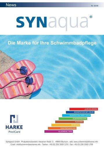 Die Marke für Ihre Schwimmbadpflege