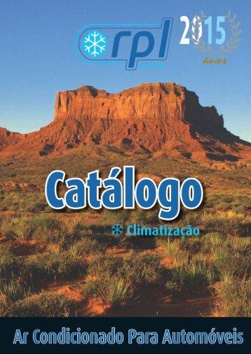 CATALOGO RPL CLIMA 2015