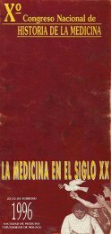 Page 1 Page 2 HISTORIA DE LA MEDICINA I A f X9 Congreso ...
