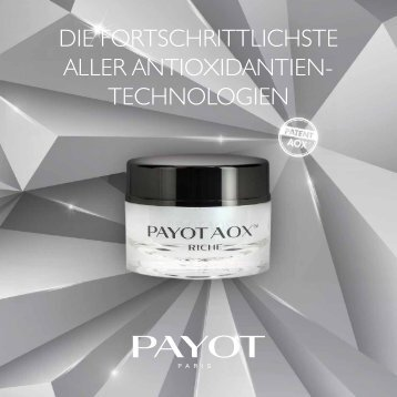 AOX™ - bei Payot!