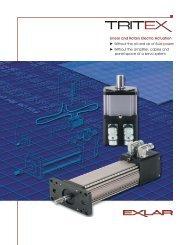 Three Technologies– One Actuator - IGAS