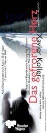 Flyer zum Herunterladen (PDF 496 KB) - Theater Ittigen