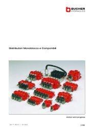 Distributori Monoblocco e Componibili - Die Hypneu Gruppe