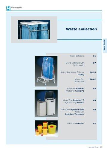 Waste collectors - Hammerlit