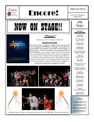 2012-5 October - Slidell Little Theatre