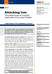 Attacking Iran