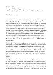 Umstrittene Volksrechte (PDF) - Wolf Linder