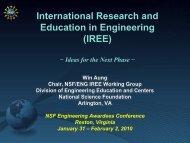 IREE - Virginia Tech Engineering Communications Center