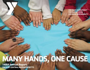 148th Annual Report - YMCA of Central Massachusetts