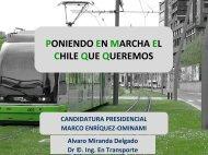 Propuestas Agrícolas UN NUEVO MODELO DE ... - ITS Chile