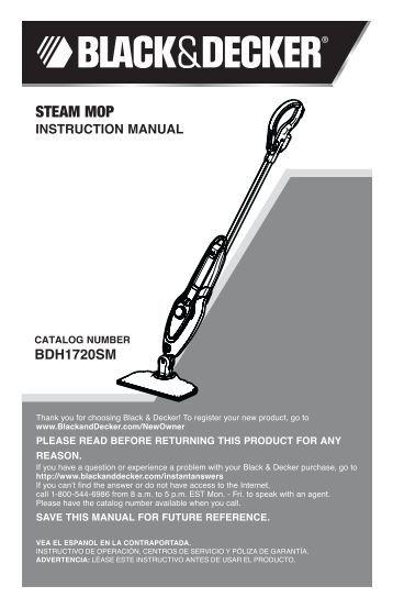 kogan steam mop instruction manual