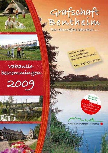 Grafschaft Bentheim Grafschaft Bentheim - Geheim over de grens