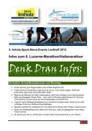 kannst du einige interessante und wichtige Infos - Steve-Events