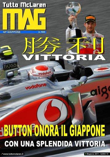 103 - Giappone 2011 (original) - Tutto McLaren
