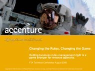 What are Business Rules? - Accenture