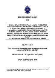 Download Quotation Document - Institut Latihan Kehakiman Dan ...