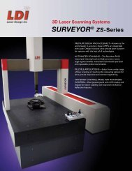 Surveyor ZS-Series Technical Specs - Laser Design | GKS