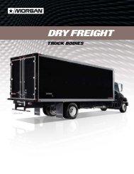 DRY FREIGHT - Truck Utilities