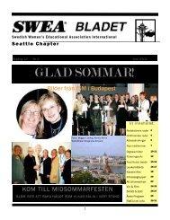 GLAD SOMMAR! - SWEA Seattles