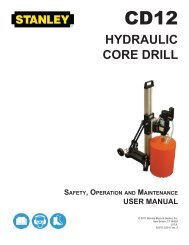 User Manual - Truck Utilities