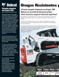 Cargador compacto con orugas T300 de Bobcat - Grúas San Blas - Page 2