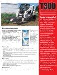 Cargador compacto con orugas T300 de Bobcat - Grúas San Blas - Page 4