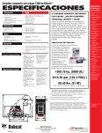 Cargador compacto con orugas T300 de Bobcat - Grúas San Blas - Page 6