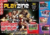 PlayZine Issue 50 - GamerZines