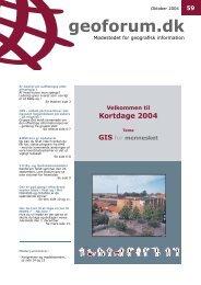 KMSTrans er opdateret - GeoForum Danmark