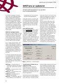 KMSTrans er opdateret - GeoForum Danmark - Page 6