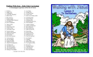 Lesson 3.pdf - Kids Clubs 4 Jesus