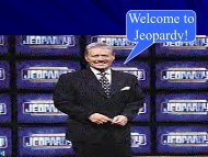 Jeopardy Review for Final