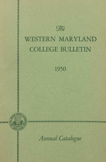 Catalog, 1950 - Hoover Library